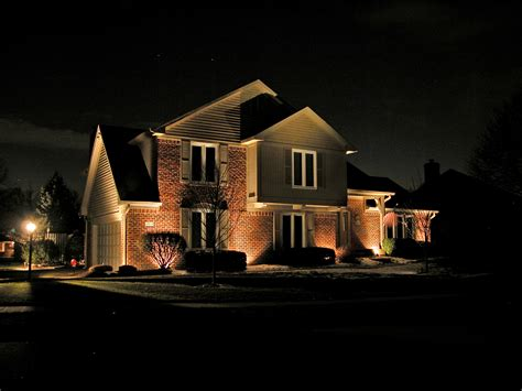 Outdoor Lighting Landscape Lighting Architectural Light On Houses