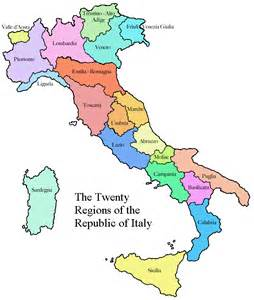 Italy Map by Gallery For Gt Italy Map Regions