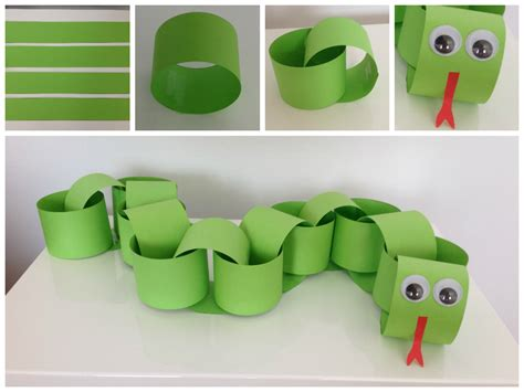How To Make Paper Snake - a paper snake mocka nz