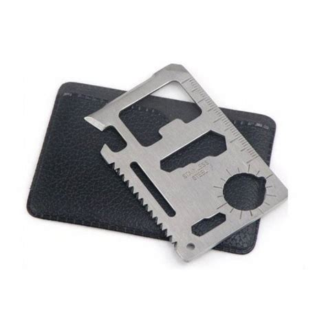 credit card multi tool creditcard multitool staal i tech66