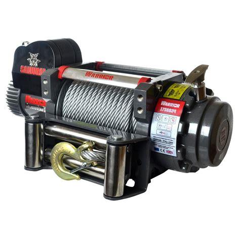 Seilwinde Auto by Detail K2 Samurai Series 17 500 Lb Capacity 12 Volt