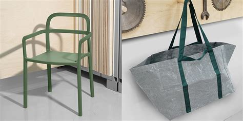 hay ikea bag ikea redesigns the future with hay and tom dixon sleek mag