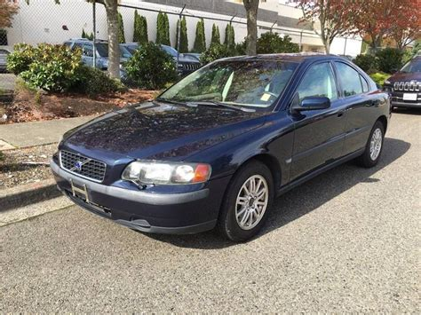 manual cars for sale 2004 volvo s60 electronic throttle control volvo s60 2004 cars for sale