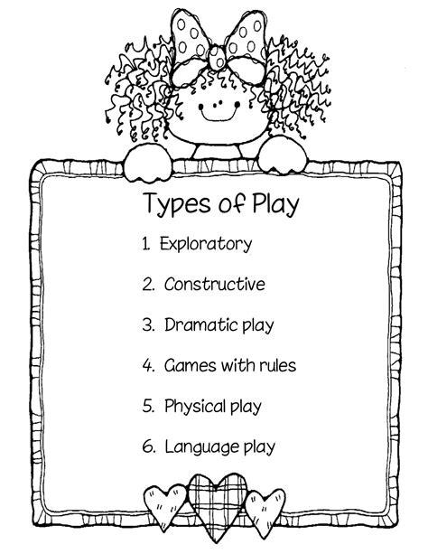 types of let s play kindergarten nana