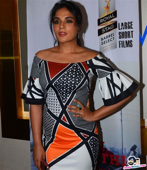 richa chadda pakistan screening of punjabi short film khoon aali chithi richa