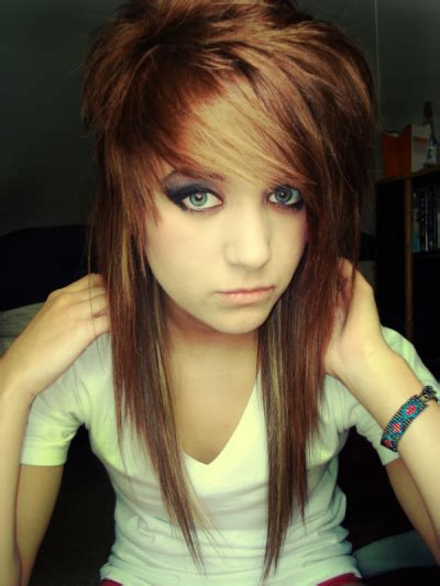emo hairstyles for long blonde hair emo haircuts for girls with long blonde hair emo girl