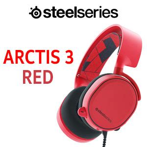 Steelseries Arctis 3 Black With 7 1 Surround Gaming Headset steelseries wired gaming headset 7 1 surround sound arctis 3 black pc ps4 xbox one