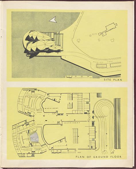 sydney opera house floor plan sydney opera house the gold book state records nsw