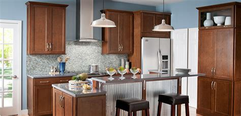 shenandoah cabinetry island in solana spice kitchen shenandoah cabinetry kitchen los angeles by lowe s