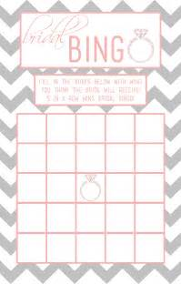 bridal bingo template playbestonlinegames