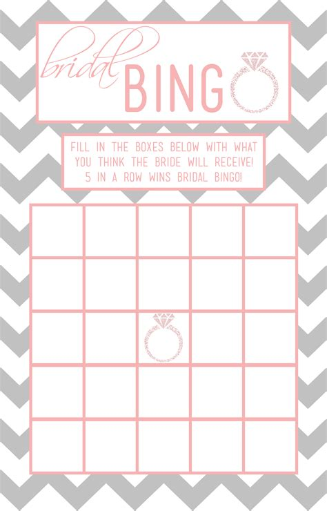 printable bridal shower bingo bridal bingo template playbestonlinegames