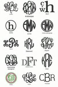 Monogram fonts country club prep pinterest monogram fonts