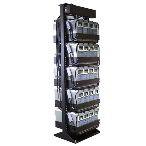 Battery Rack by Pre Wired Battery Rack C C Power