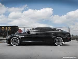 Jaguar With Rims New Jaguar Xjl Supersport On Dub1 Wheels Wb
