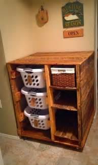Laundry basket dresser with shelves ashley waschr 228 ume nizza und
