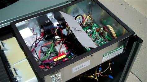 how to change a condenser fan motor hvac rheem condenser fan motor change out
