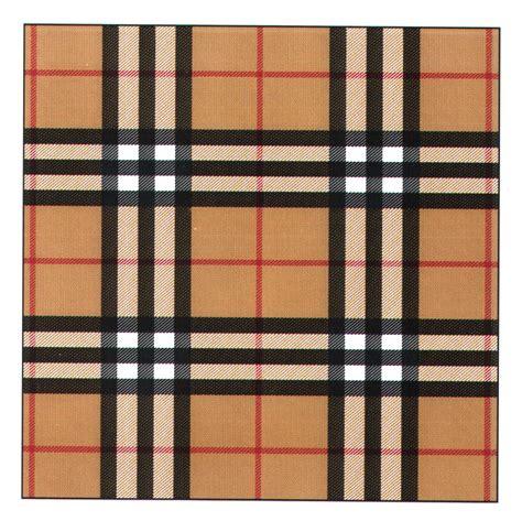 tartan pattern tartan pattern has stripes each way by burberry limited 893228
