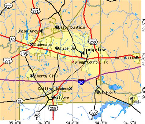 Gregg County Property Records Gregg County Detailed Profile Houses Real Estate Cost Of Living Wages