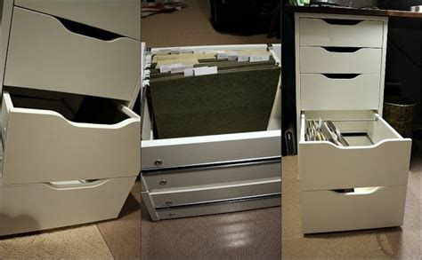 ikea alex file cabinet diy hanging files for alex drawer office