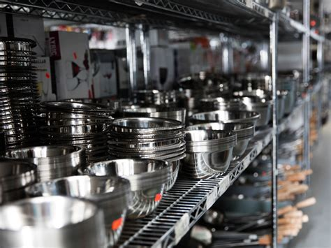 Kitchen Equipment Shop by How To Upgrade Your Kitchen And Save Money At A Restaurant Supply Store Serious Eats