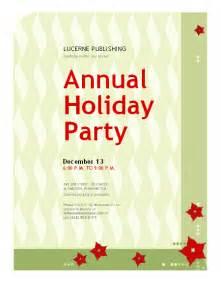 company holiday party invitation template iidaemilia com