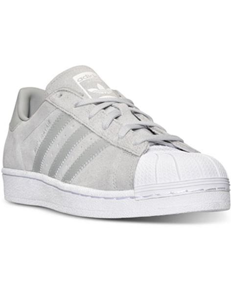 adidas s superstar casual sneakers from finish line finish line athletic sneakers