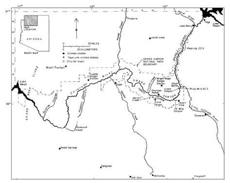 colorado river grand map ofr 96 491 introduction
