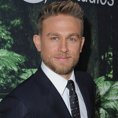Who Invented The Table Charlie Hunnam The Lost City Of Z Interview Popsugar