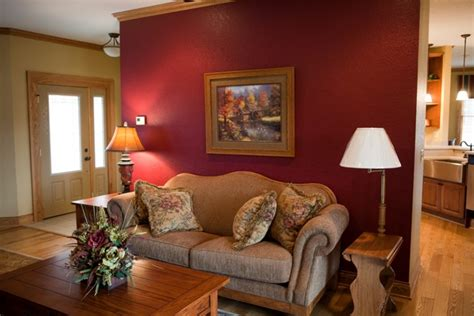 Warm Colors For Living Room Walls by Builders Tips Interior Decor Tips How To Decorate Large