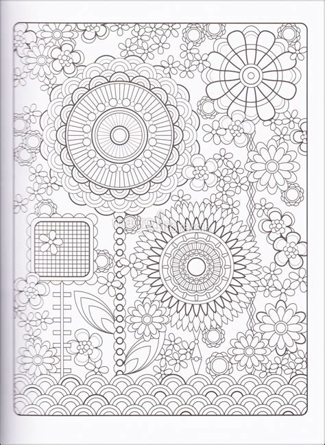 libro i fiori libri antistress da colorare fiori meravigliosi jenean