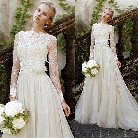 Garden Dresses 2015 2015 New Design Vintage Wedding Dresses Illusion Garden