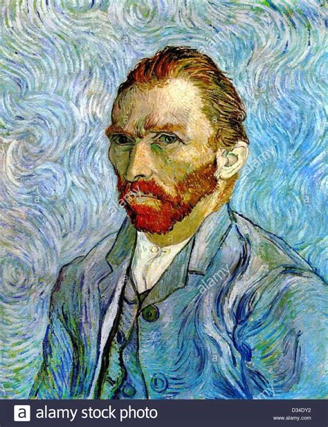free selfportrait stock photo freeimages vincent gogh self portrait 1889 post impressionism on stock photo royalty free