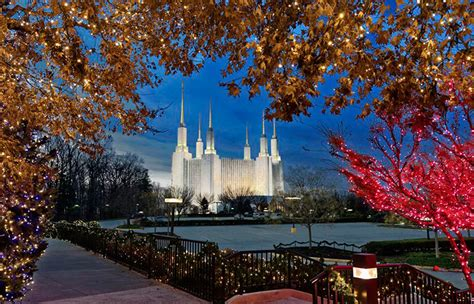 dc mormon temple festival of lights washington d c lds temple festival of lights 2017 in