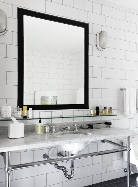 Mirror Tiles For Bathroom Cococozy Bathroom Mirrors Looking