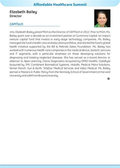 Wharton Mba Handbook by Handbook Affordable Healthcare Summit