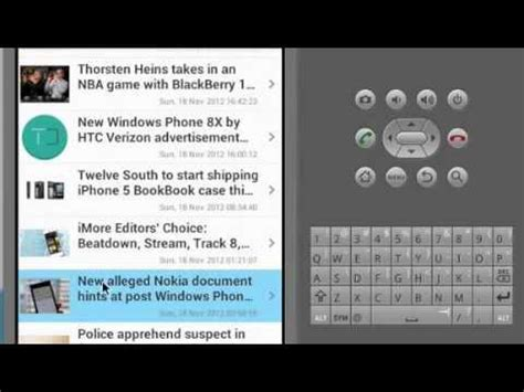 tutorial android rss reader android simple rss reader demo techie dreams youtube