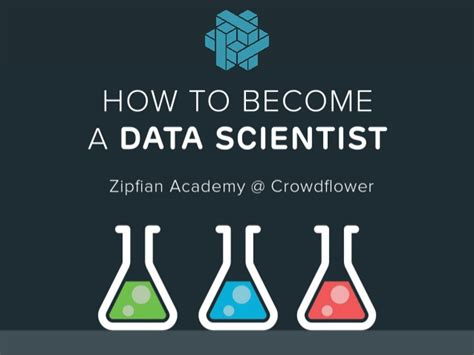 how to become a how to become a data scientist