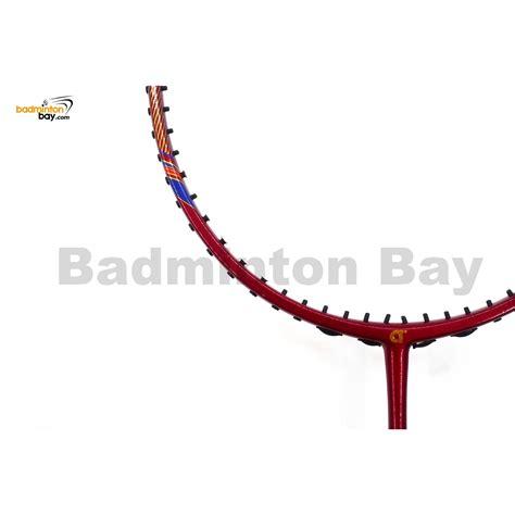Apacs Blend 6000 Blue 4u Badminton Racket Racquet Free Stringing Pu apacs blend 6000 badminton racket 4u