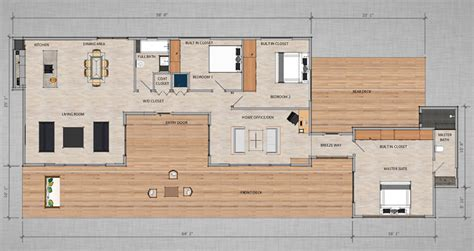 modern modular homes floor plans contemporary prefab home for a writer
