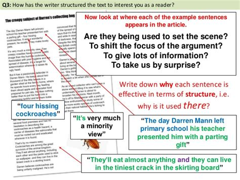 informational focus author biography george orwell structure by mrs hallahan