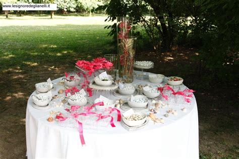 allestimento tavolo per confettata confetti e confettata matrimonio carpi modena reggio
