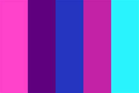 what color is plasma plasma color palette