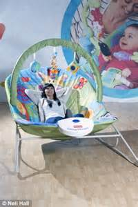 Bouncy Chairs For Adults by Who S A Big Baby Size Bouncy Chair Gives