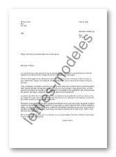 Modèles De Lettres Administratives Gratuites R 233 Diger Lettre De Motivation Premier Emploi Application Cover Letter