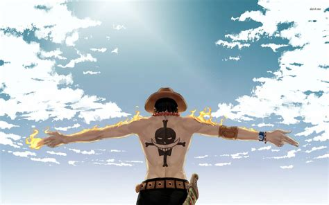 one piece portgas d ace dark fire tattoo tattoos