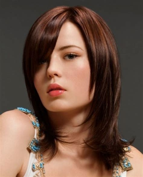 and easy medium hairstyles 2015 best shoulder length