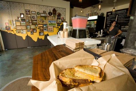 The American Grilled Cheese Kitchen by The American Grilled Cheese Kitchen Inks Deal To Take
