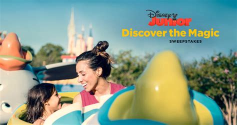 Disney January Sweepstakes - disney junior discover the magic sweepstakes 2018