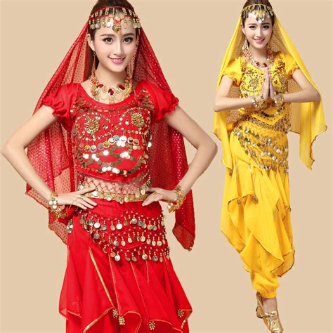 Indian Belly Kostum 3 Pcs popular womens clothing india buy cheap womens clothing