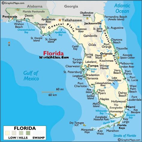 map of florida west coast florida gulf of mexico map